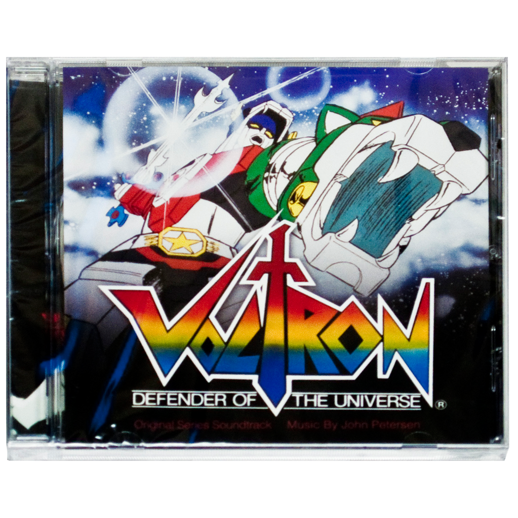 Voltron Original Soundtrack