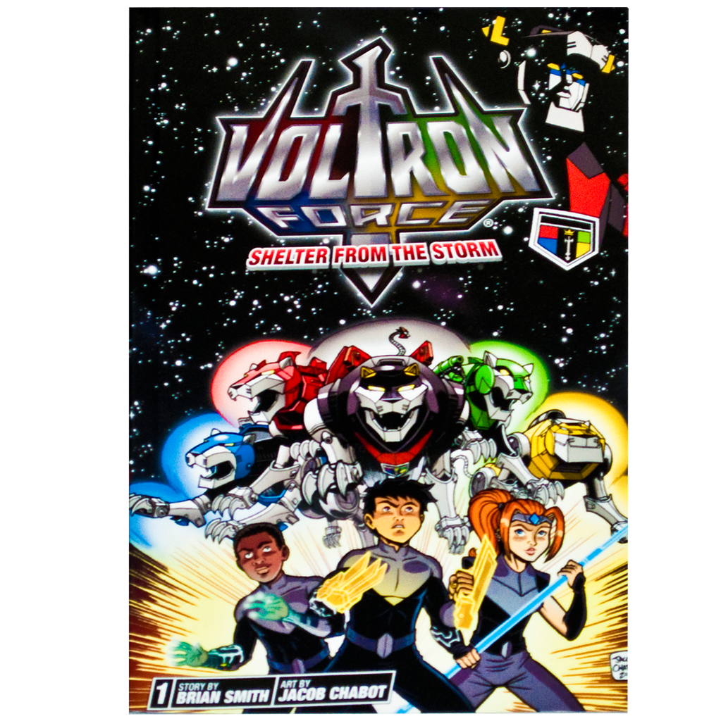 Voltron Force Vol. 01: Shelter from the Storm comic