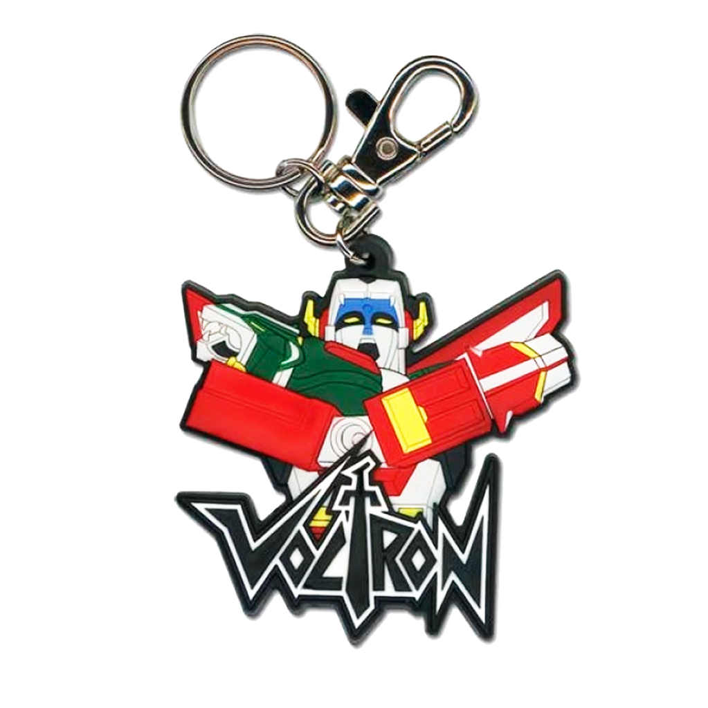 Voltron PVC Key chain