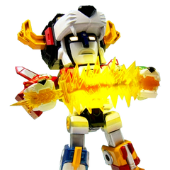 Voltron 30th Anniversary Super Deformed Voltron NOW SHIPPING