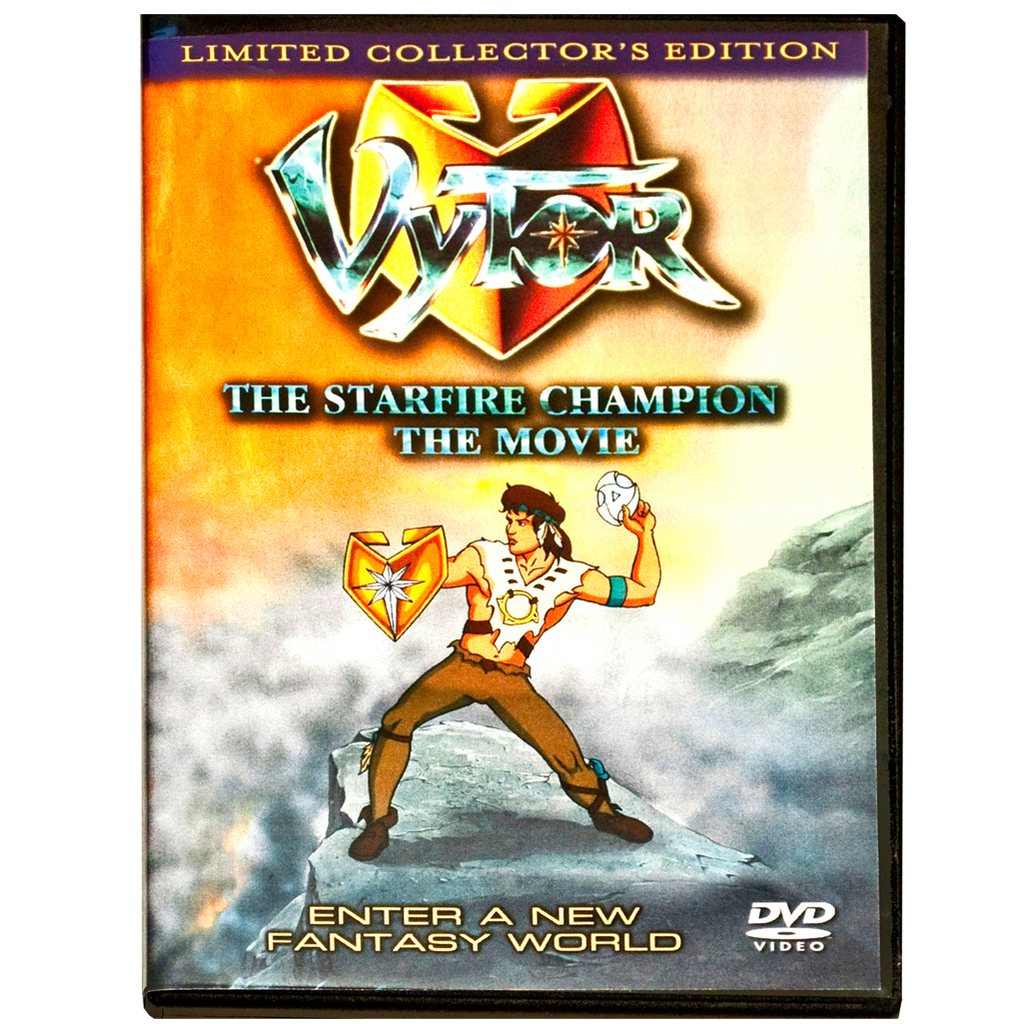 Vytor The Starfire Champion DVD 2 disc set