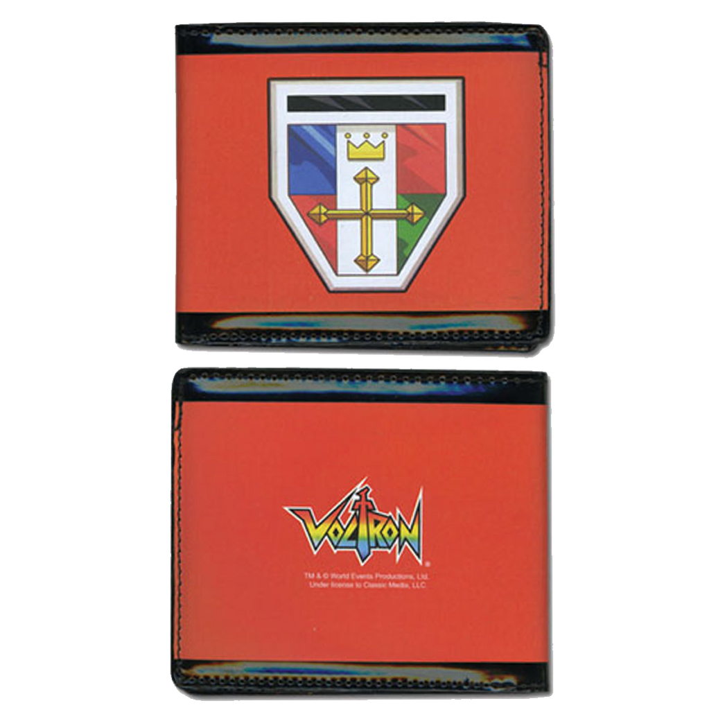 Voltron Wallet Chestplate Red