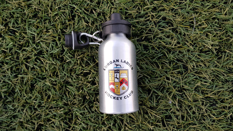 Lurgan Ladies Silver Drinks Bottle