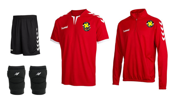 Aztecs Boys Academy Pack 1