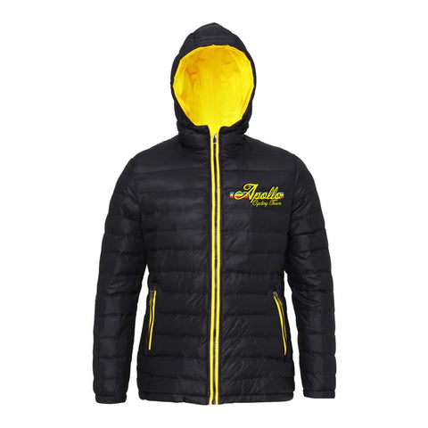Apollo Cycling Ladies Puffa Jacket