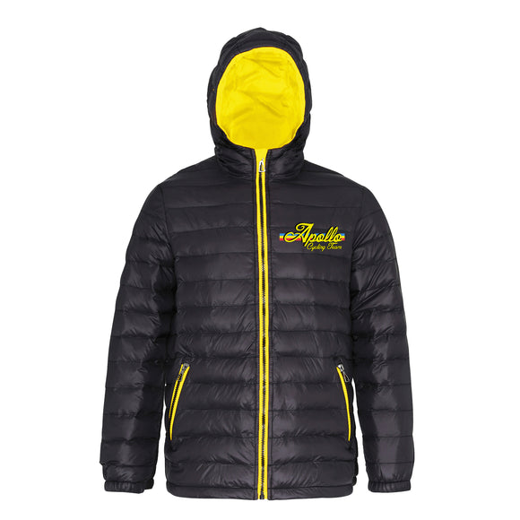 Apollo Cycling Mens Puffa Jacket