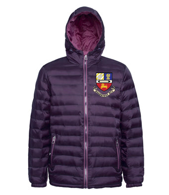 Banbridge RFC Ladies/Youth Puffa Jacket