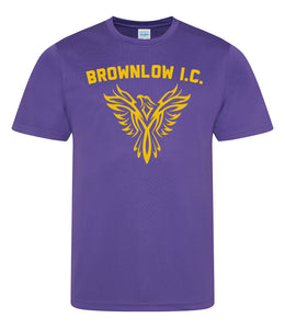 Brownlow I.C PE Shirt (Year 8)
