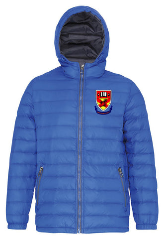 Clounagh JHS Ladies Puffa Jacket