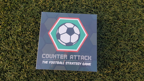 Counter Attack Board Game