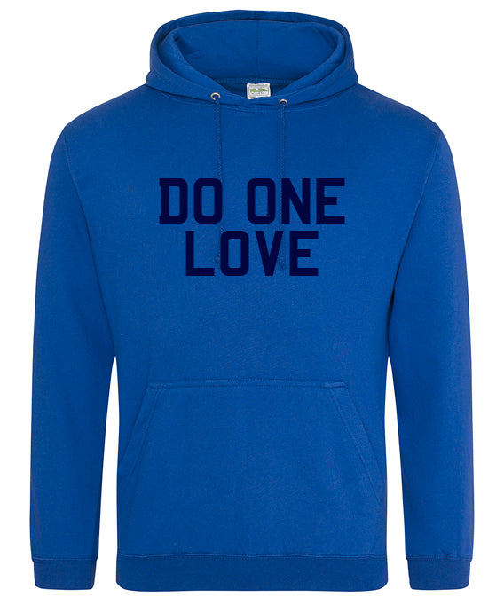 Belfast Girls Do One Love Hoodie