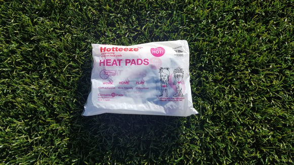 Hotteeze Heat Pads (10 Pack)