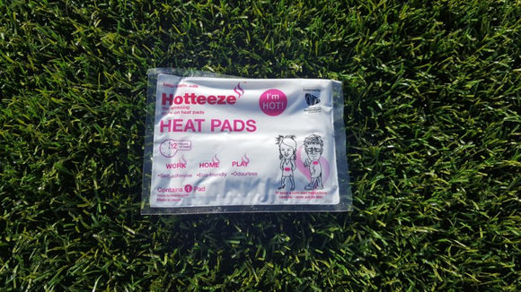 Hotteeze Heat Pads (Single)