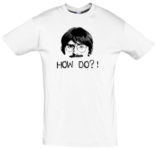 Paddy Raff How Do T-Shirt (Ladies)