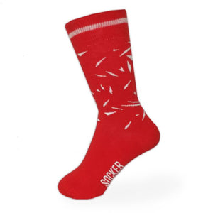 Liverpool Candy Socks