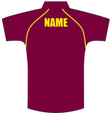 Dundrum Cricket Colours Shirt Junior