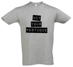 Paddy Raff Act Your Postcode T-Shirt (Ladies)