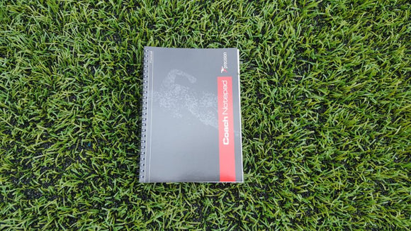 Precision Training Coaches Planner A5