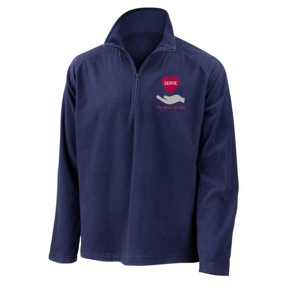 Serve Team Microfleece