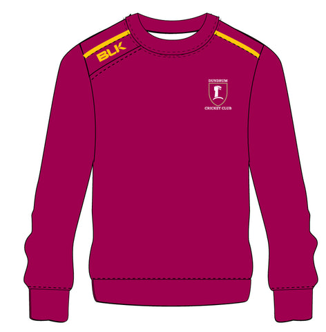Dundrum Cricket Colours Sweatshirt