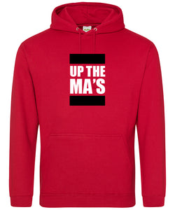 Belfast Girls Up The Ma's Hoodie