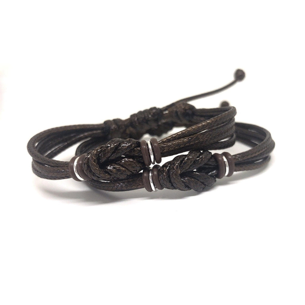 Nautical Knot Couple Bracelets