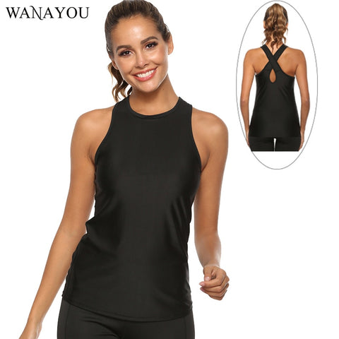 Women Yoga Top Sports Shirt