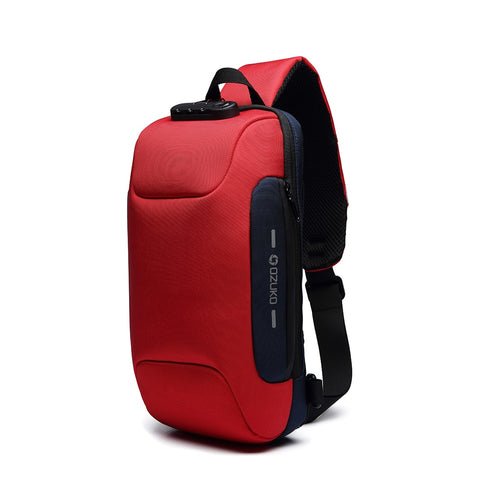 Multifunction Crossbody Bag