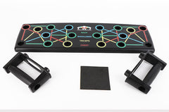 9 in 1 Push Up Board with Instruction