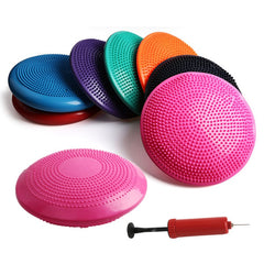 Yoga Balls Massage Pad