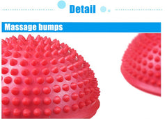 Yoga Ball Inflatable Massage Point
