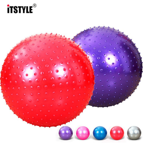 Yoga Balls Point Fitness