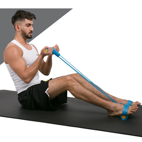 Universal Elastic Rope Tension Device Lose Weight