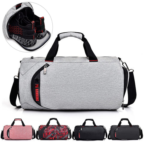Water-resistant Sports Gym Bag