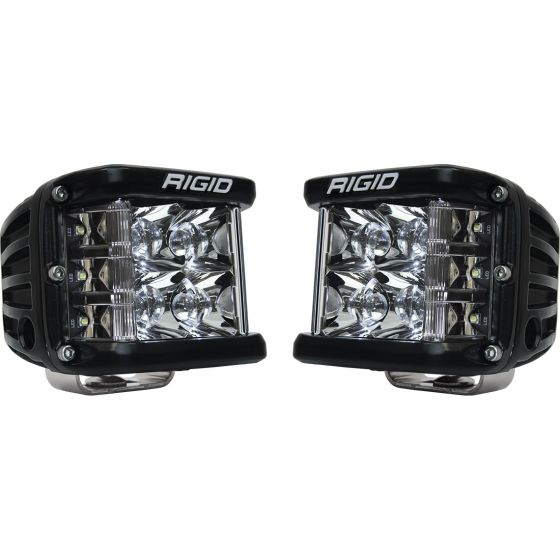 Rigid Industries - 262213 - D-SS PRO Spot Pair Black