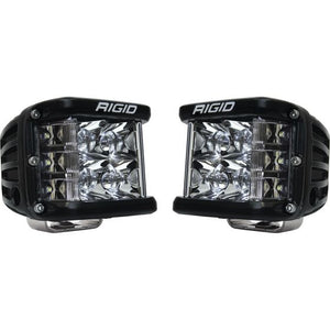 Rigid Industries - 262113 - D-SS PRO Flood Pair Black