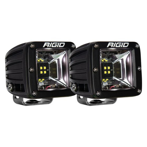 Rigid Industries - 68200 - Radiance Scene White Backlight Surface Mount Pair