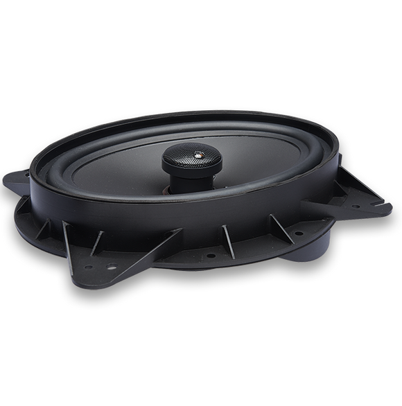 PowerBass OE692-TY Coaxial OEM Replacement Speaker Toyota