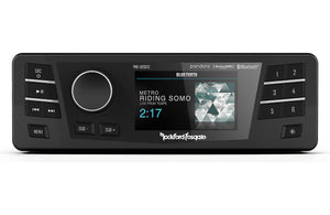 Rockford Fosgate PMX-HD9813 Digital media receiver for 1998-13 Harley-Davidson®