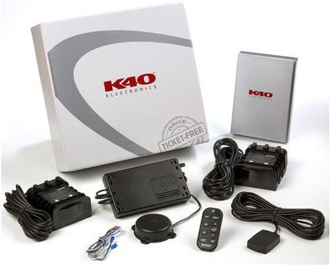 K40 - RL360di Radar Detection System - RL360DIBMM