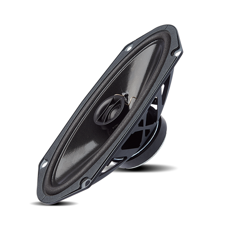 "PowerBass S-4102 4x10"" Full Range"