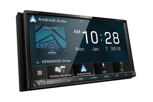 Kenwood DDX8706S DVD Receiver with Bluetooth