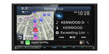 Kenwood DNX997XR Navigation DVD Receiver with Bluetooth & HD Radio