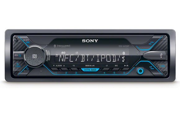 Sony DSX-A415BT - Digital Media Receiver