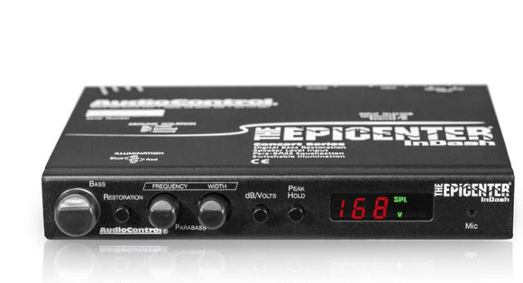 Audio Control The Epicenter® Indash Bass Restoration Processor