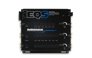 Audio Control EQS 6 Channel Trunk-Mount Equalizer