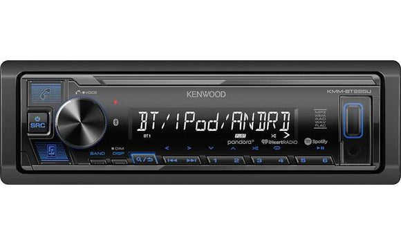 Kenwood KMM-BT225U Digital Media Receiver