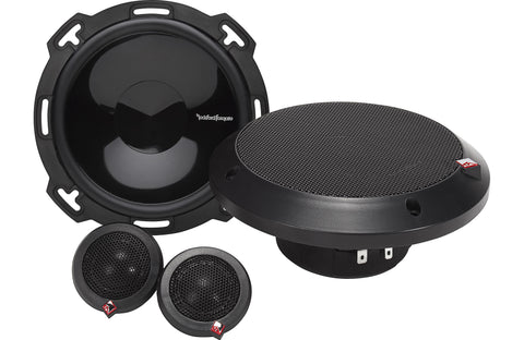 "Rockford Fosgate Punch 6"" Series Component System"