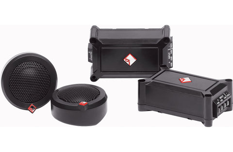 "Rockford Fosgate Punch 1"" Series Tweeter Kit"