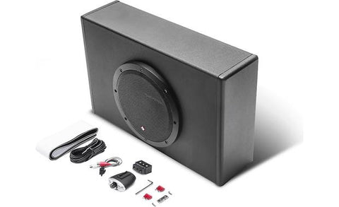 "Rockford Fosgate Punch 8"" 300-Watt Powered Enclosure"
